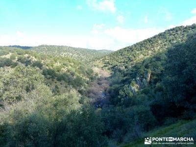 Río Manzanares - Puente Marmota; la casa de campo; bastones de montaña;ruta senderismo guadalajara